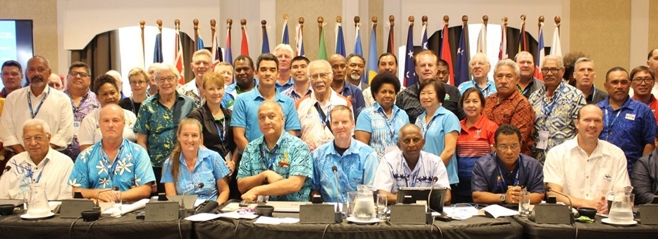Australia and New Zealand integration into Pacific Games continues with associate membership