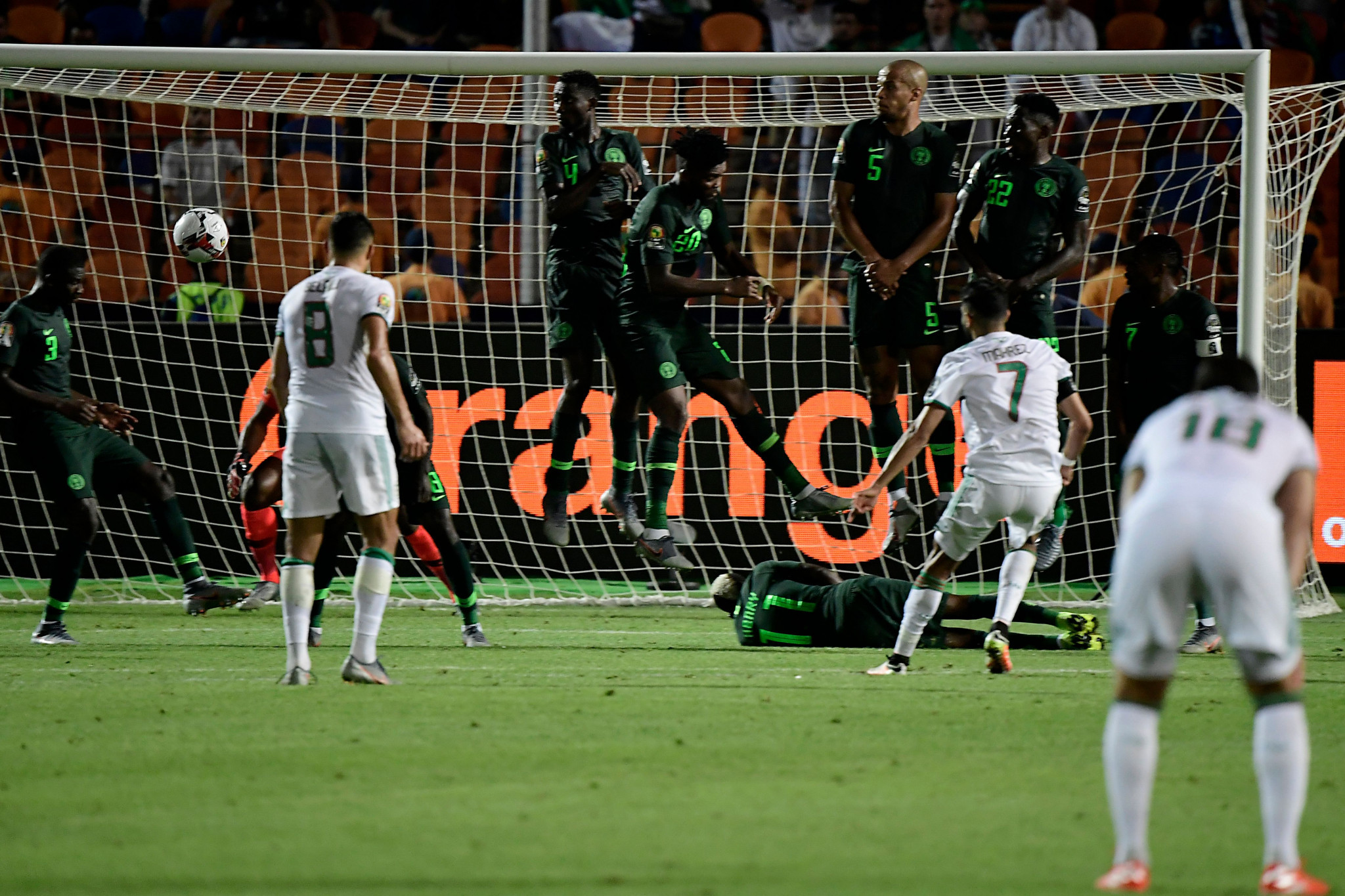 Algeria to face Senegal in Africa Cup of Nations final
