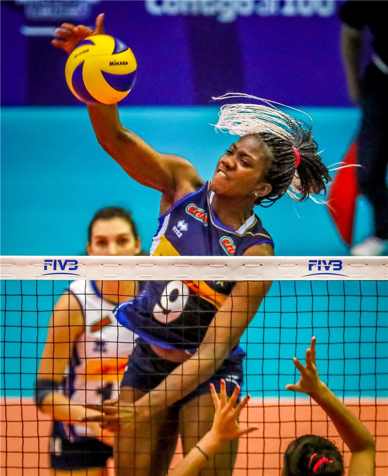 Three teams unbeaten going into round two of FIVB Women's Under-20 World Championship
