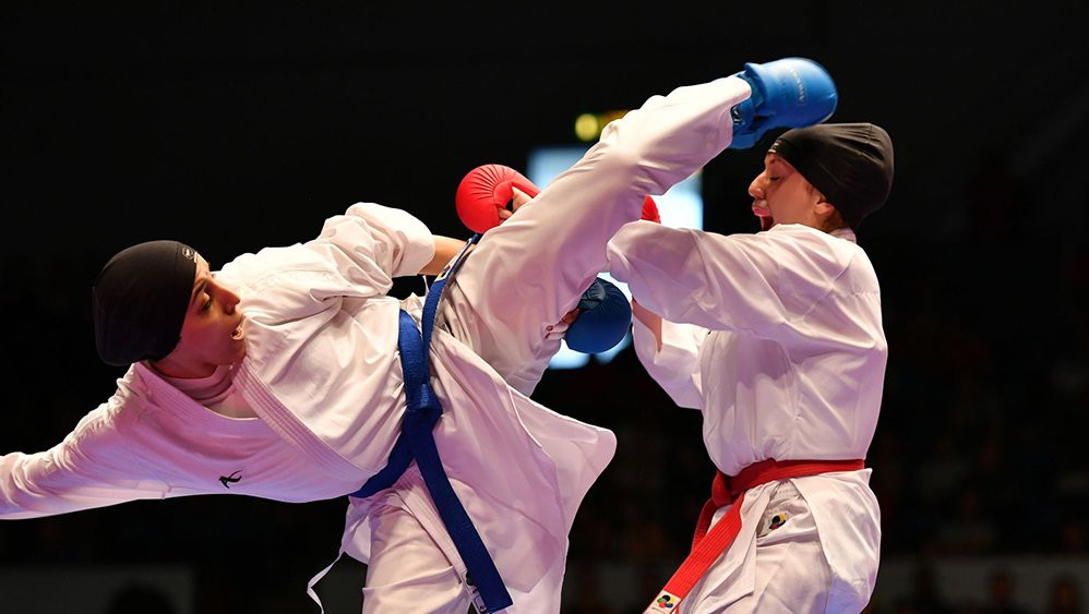 Egypt and Senegal win team kumite titles as African Karate Championships conclude