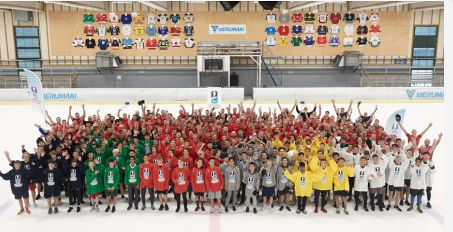 Nearly 300 attend 16th edition of IIHF Development Camp in Finland