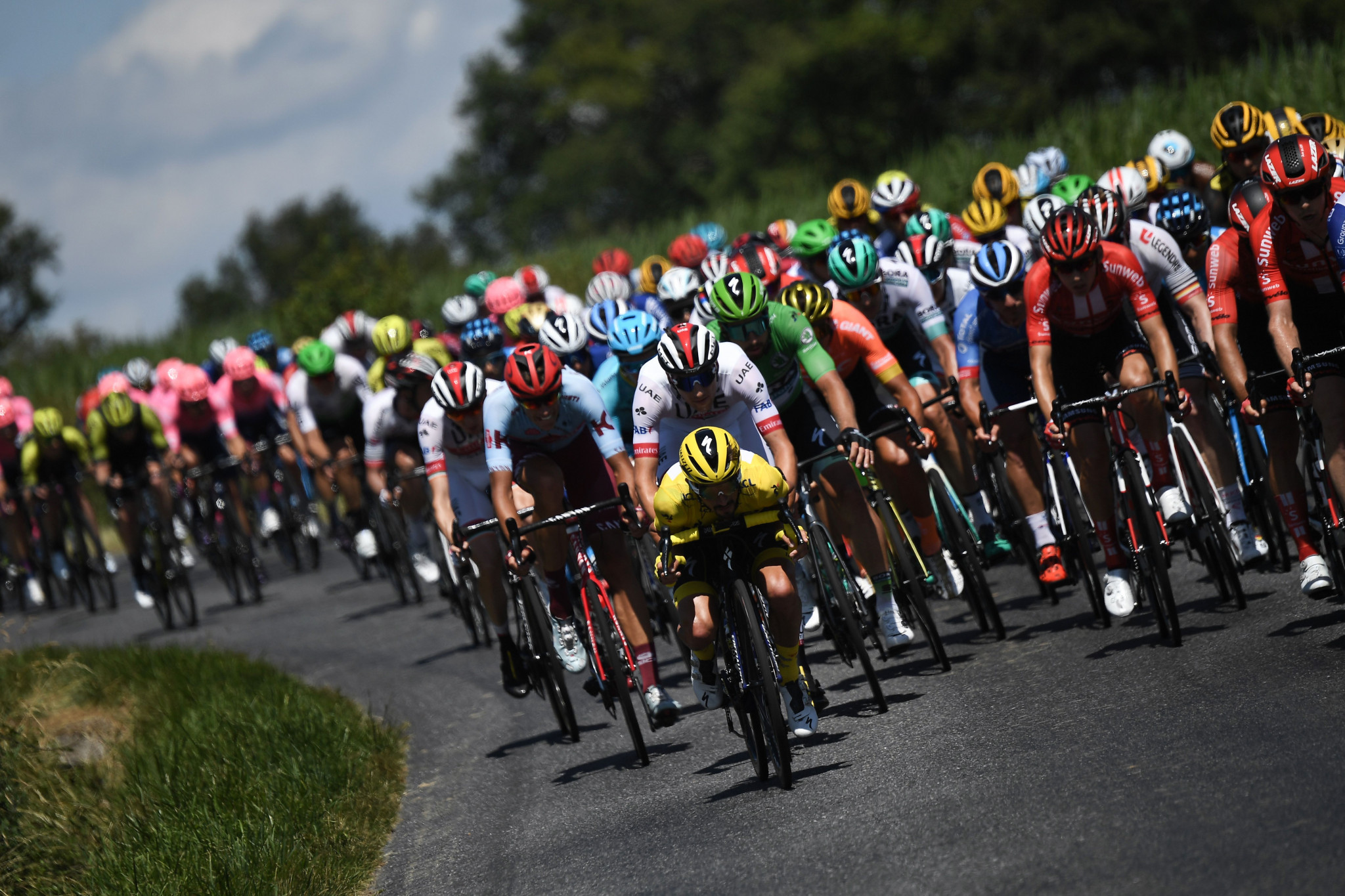 Road cycling latest sport to undergo Tokyo 2020 test event