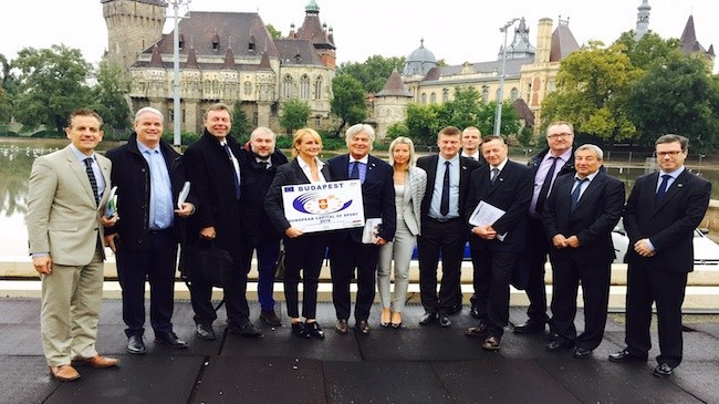 Olympic contender Budapest named European Capital of Sport for 2019