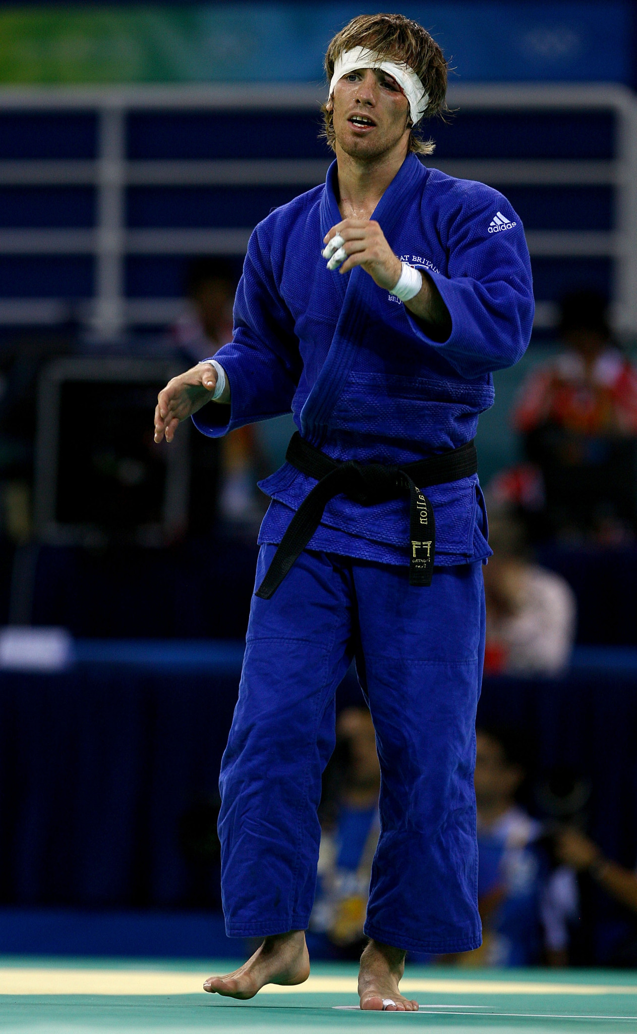 Craig Fallon won World Championship gold in 2005 ©Getty Images
