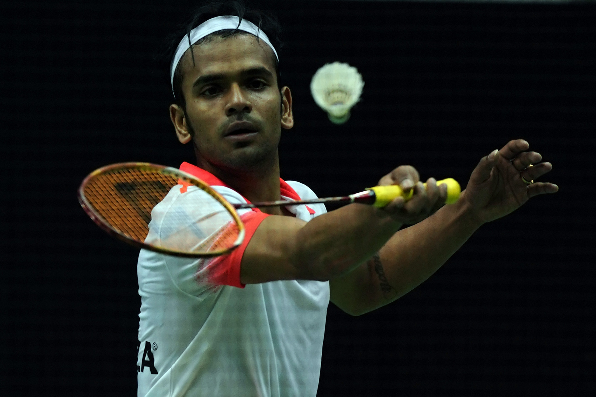 India's Subhankar Dey is the men's singles top seed ©Getty Images