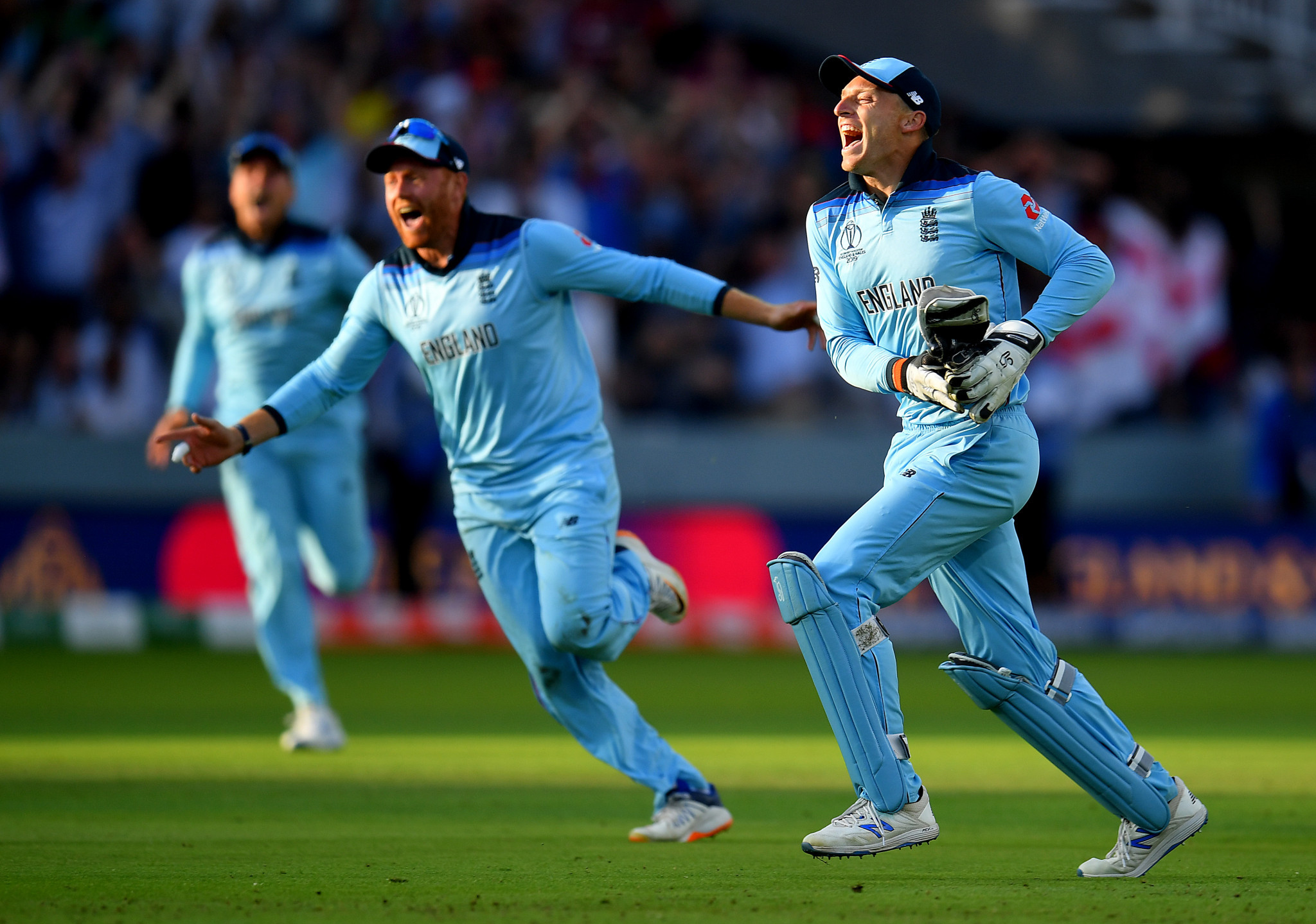 England's Cricket World Cup victory has been described as one of sport's greatest moments, but where should it rank? ©Getty Images