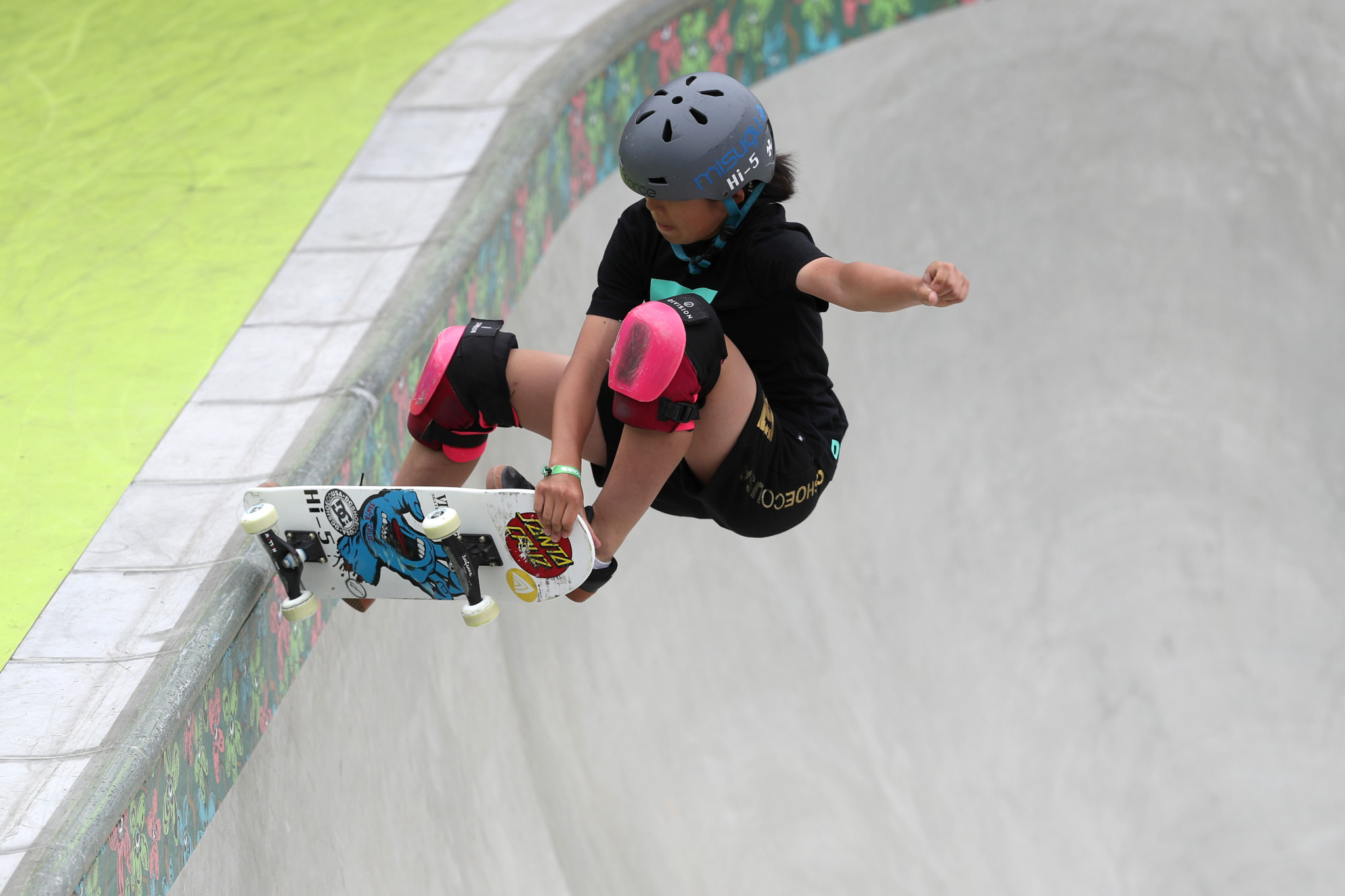 Nanjing welcomes return of finest skateboarders as it hosts latest Tokyo 2020 qualifier