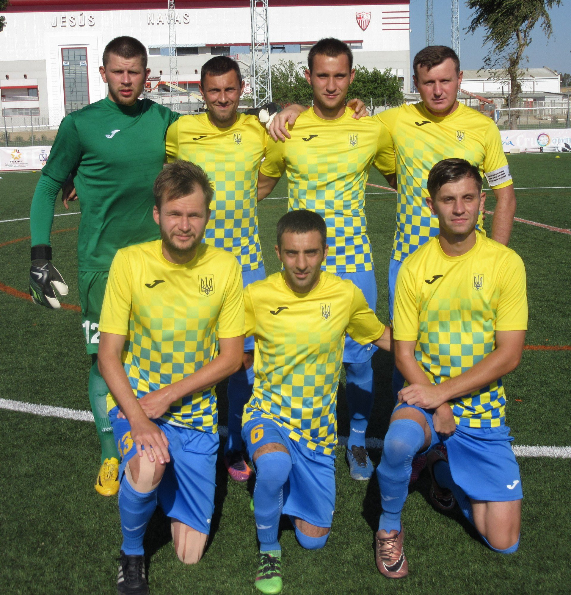Defending champions Ukraine to meet Russia in IFCPF World Cup final