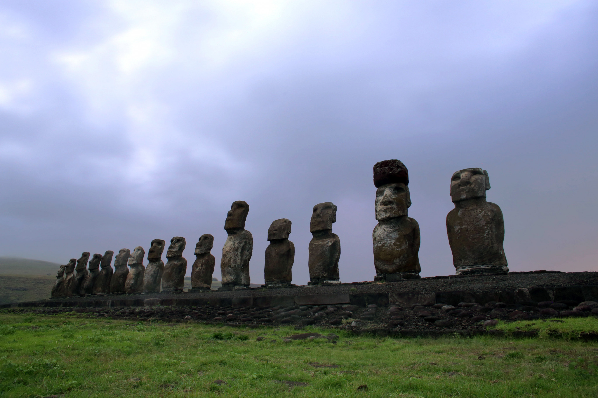 Easter Island have approached the PGC about the possibility of becoming an associate member ©Getty Images