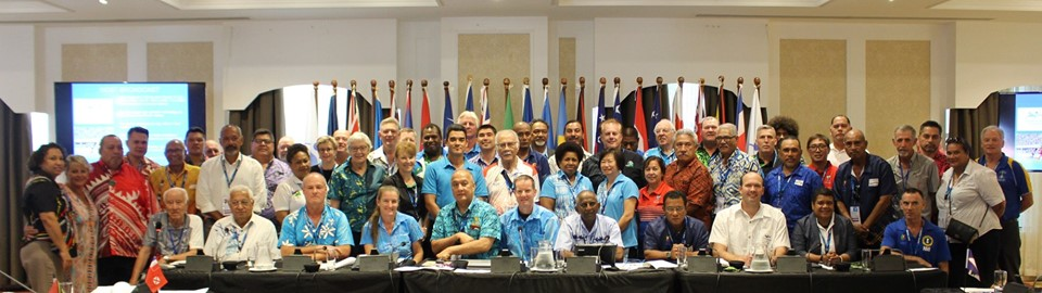 Australia and New Zealand became associate members of the PGC on Sunday ©Pacific Games Council