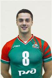 Former Russian volleyball international Pavel Moroz has been banned by RUSADA after testing positive for cocaine ©FIVB