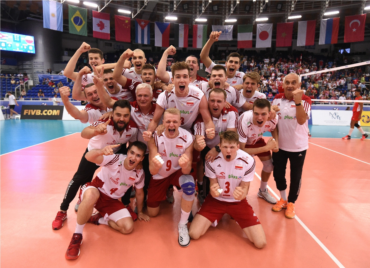 Holders Poland and record winners Russia among field for FIVB Men's Under-21 World Championship in Bahrain