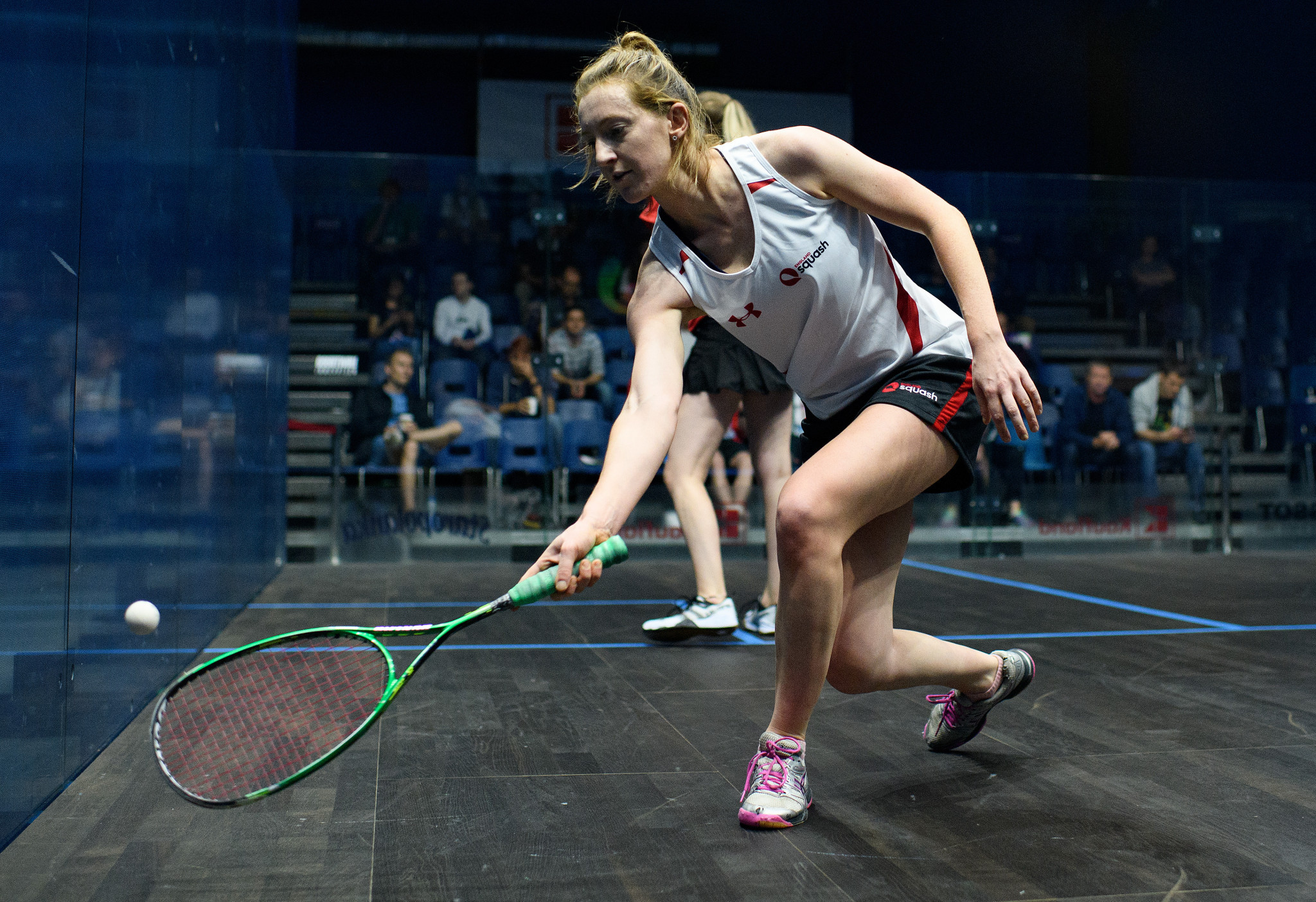 Tomlinson breaks into women's top 20 for first time in PSA rankings
