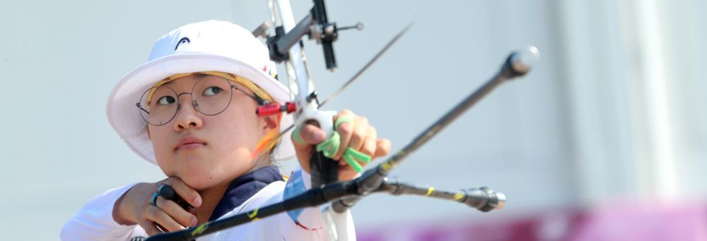 An claims second consecutive gold with victory at Tokyo 2020 archery test event