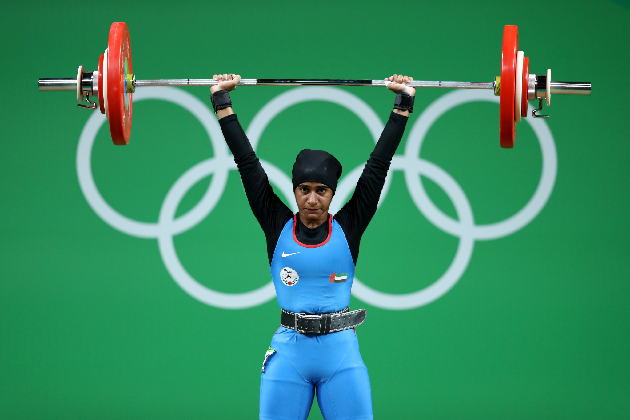 The NOC has provided support for the country's female athletes ©Getty Images