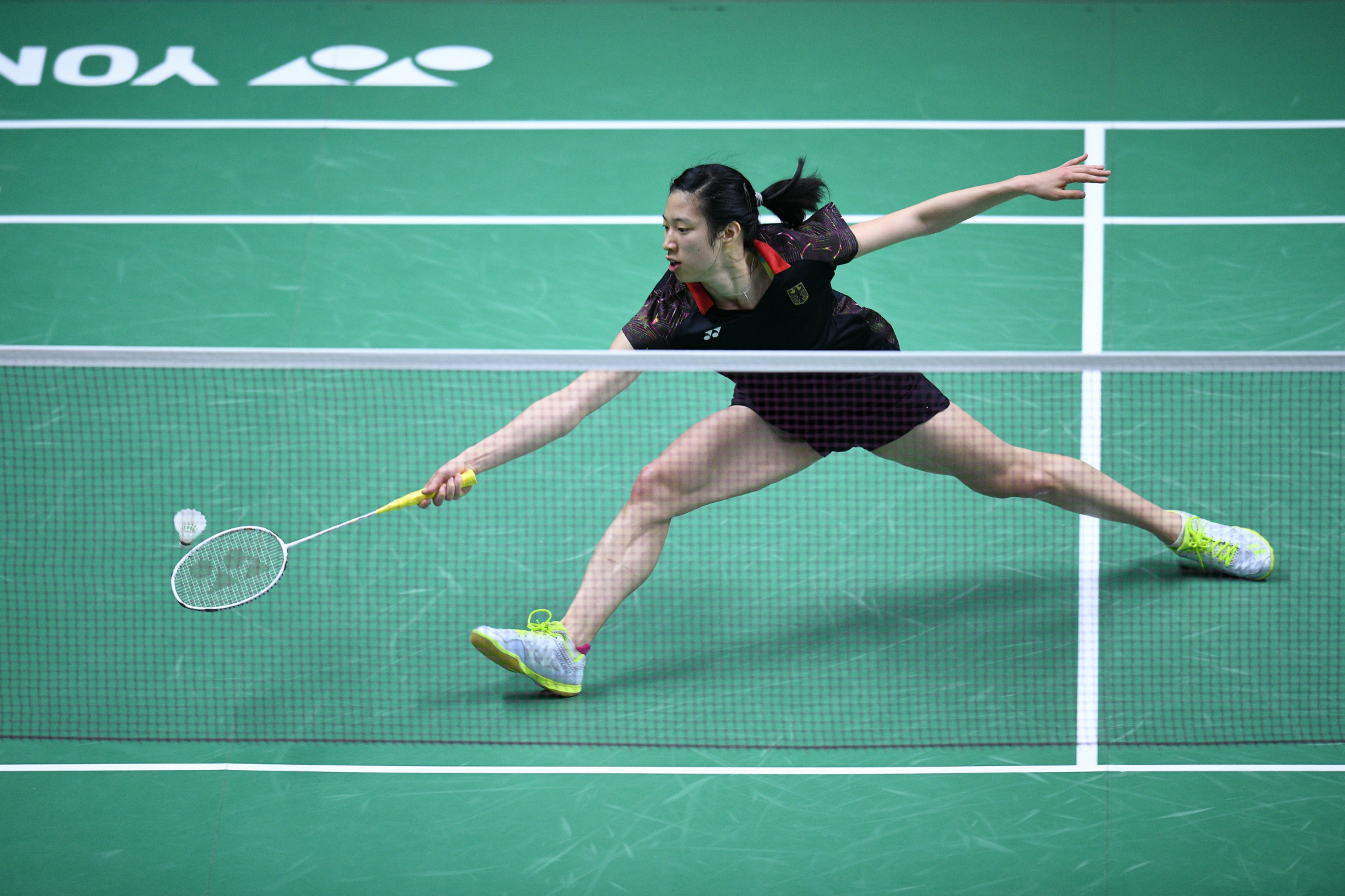 Second seed Li crashes out of BWF Russian Open