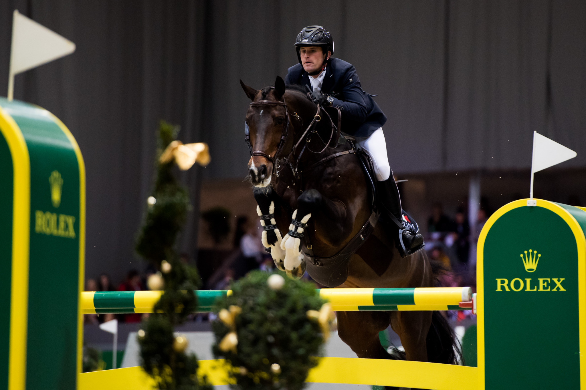 Ireland's Kenny claims jumping win at World Equestrian Festival in Aachen