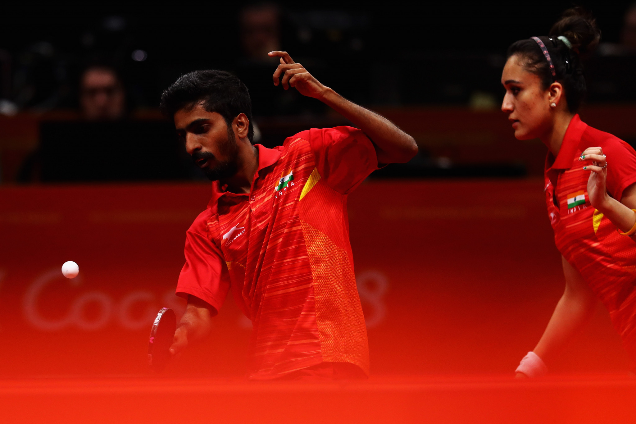 India make strong start to team events at Commonwealth Table Tennis Championships