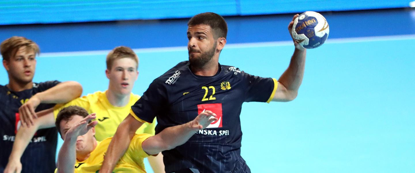 Sweden and France continue to set pace at Men's Junior World Handball Championship