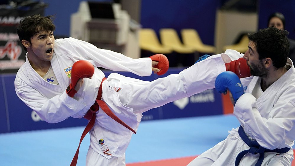 Asian Karate Championships set to begin in Tashkent