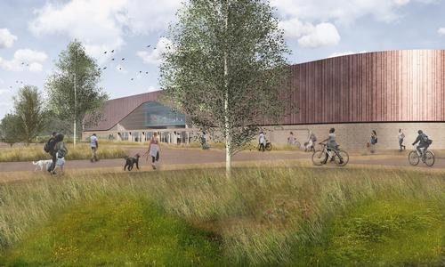 Plans for new £30 million London ice skating centre unveiled by Olympic VeloPark owners