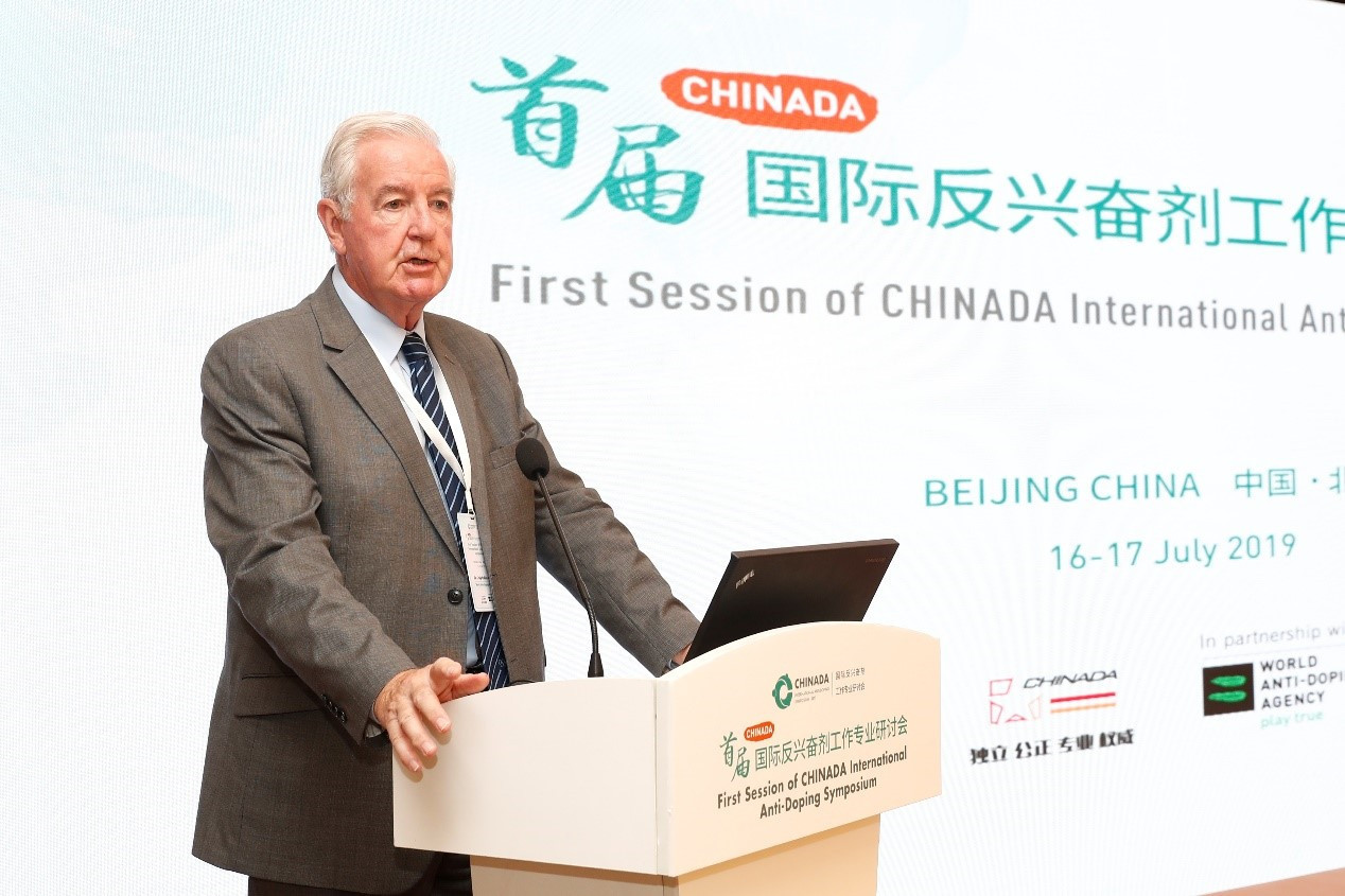 Sir Craig praises Chinese anti-doping efforts as country again promises zero-tolerance policy for Beijing 2022