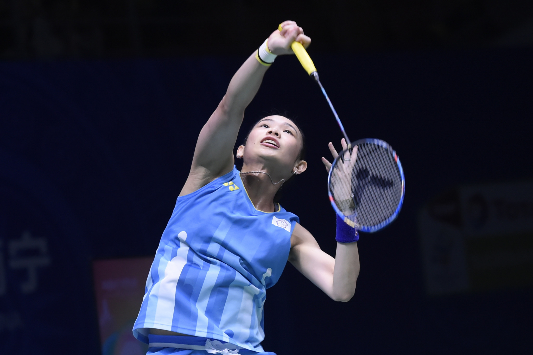 Women's top seed Tai Tzu Ying is safely through in Indonesia ©Getty Images