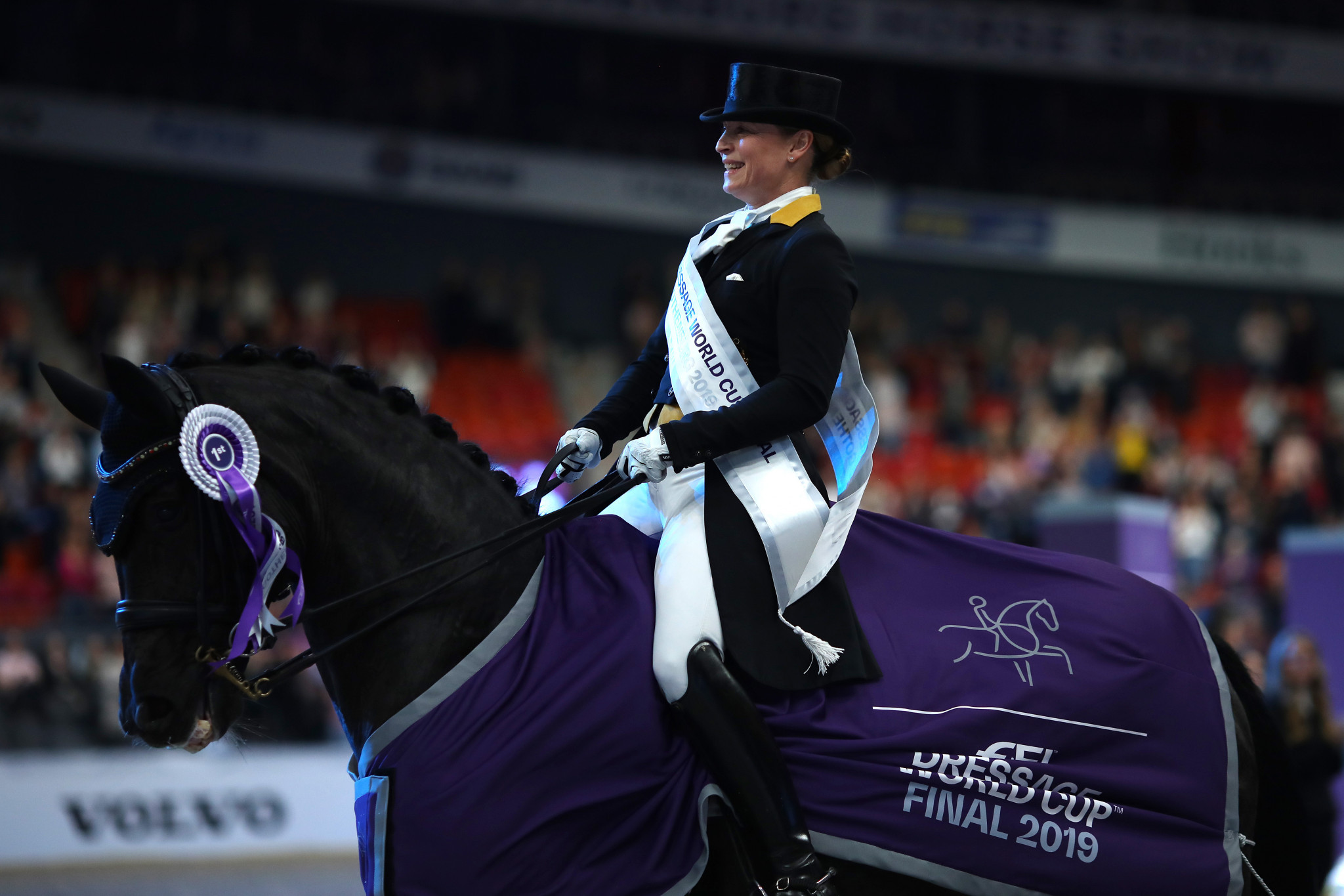 Hosts Germany triumph at FEI Dressage Nations Cup event in Aachen