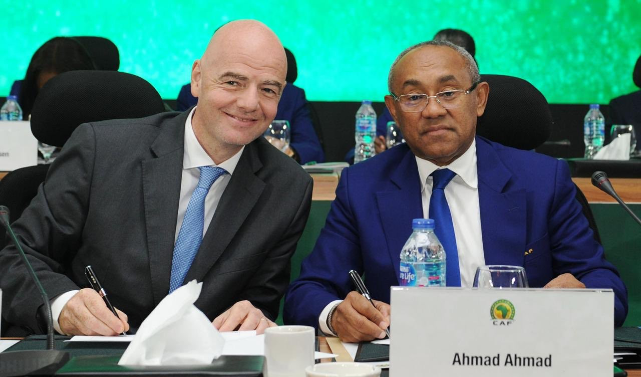 CAF and FIFA made the appointment of secretary general Fatma Samoura as