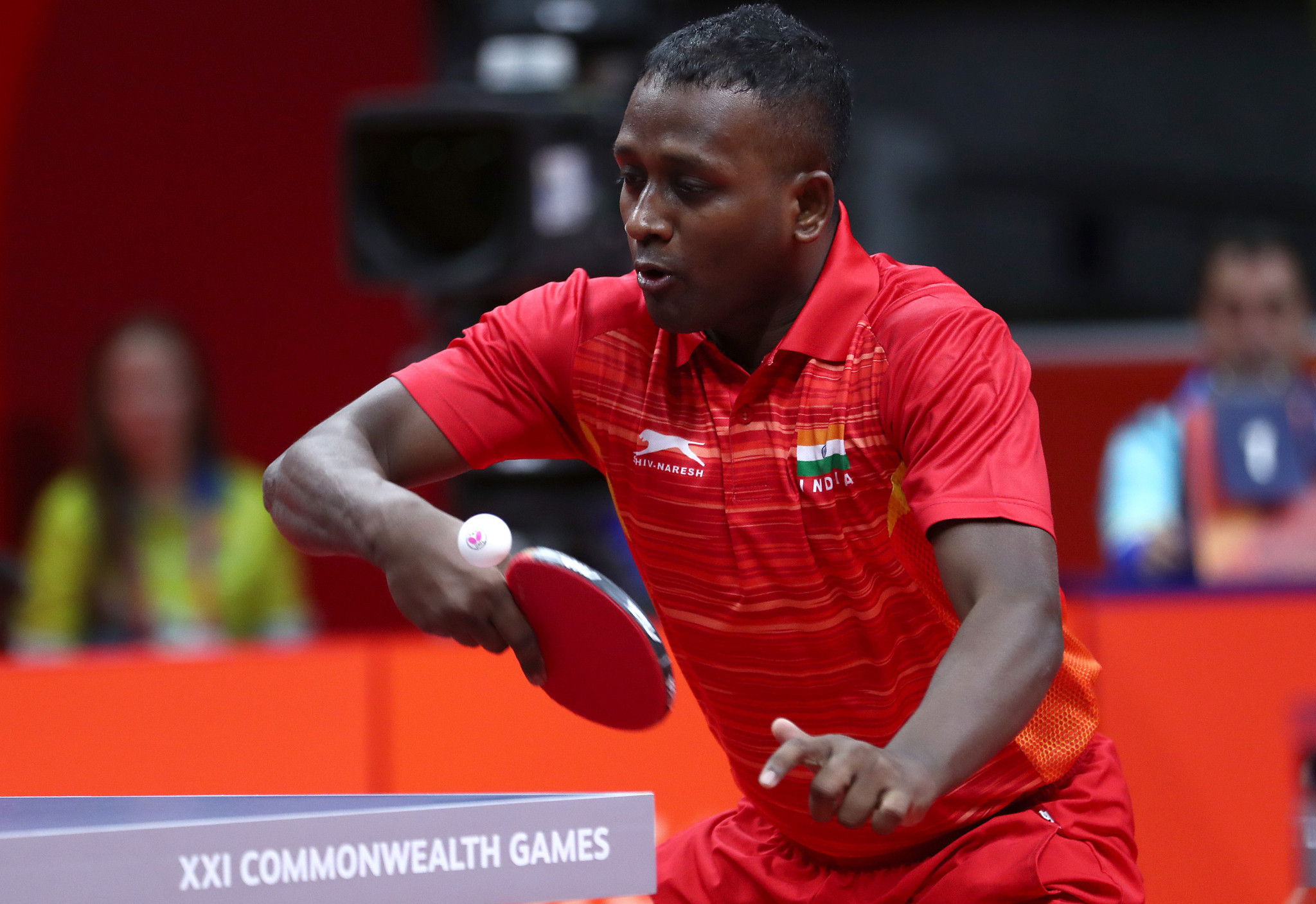 India and England reach team semi-finals at Commonwealth Table Tennis Championships