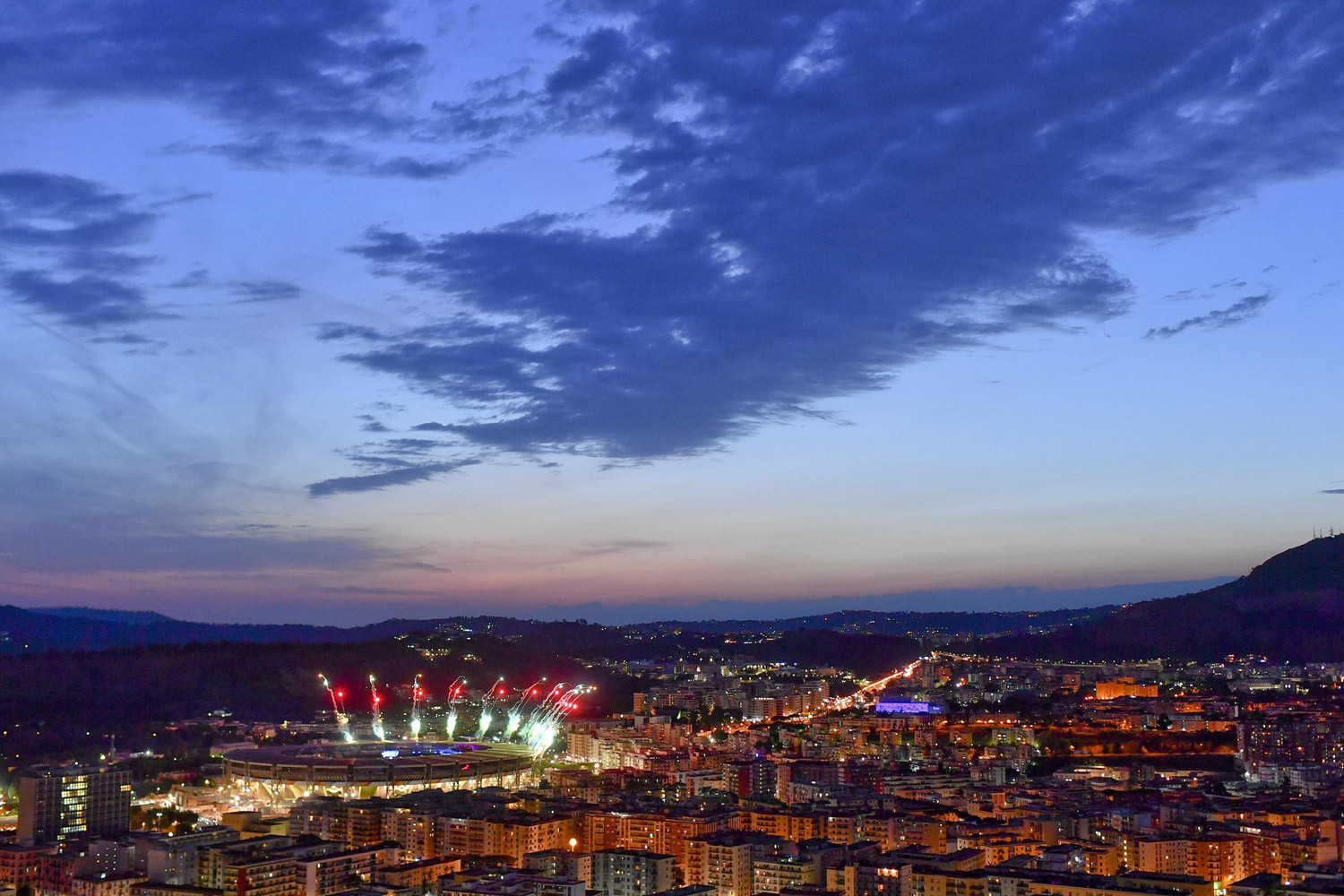 At Naples 2019, the International University Sports Federation confirmed Yekaterinburg as host city for the 2023 Summer Universiade ©FISU