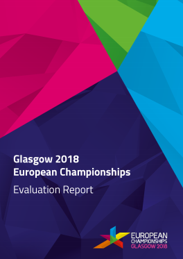 The official evaluation report of the Glasgow 2018 European Championships has been released ©Glasgow 2018