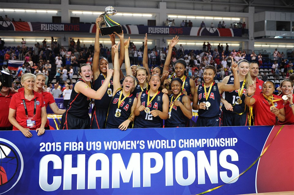United States seeking to reclaim FIBA Under-19 Women's World Cup title