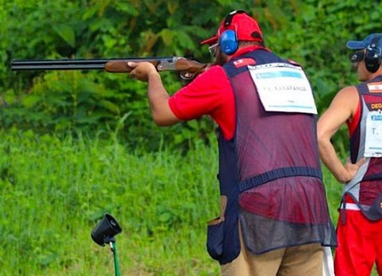 Shooting competition concluded with two more gold medals claimed ©Pacific Games News Service
