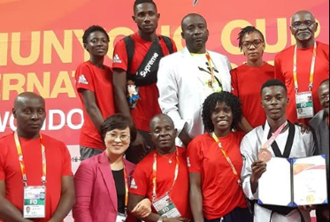 Medals for Ivory Coast at Kimunyong Cup International Open Championships