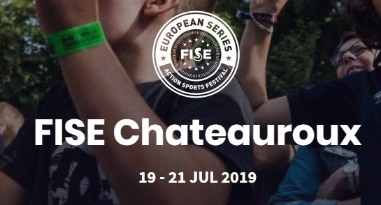 Châteauroux in France is set to stage the second and final leg of the FISE European Series ©FISE