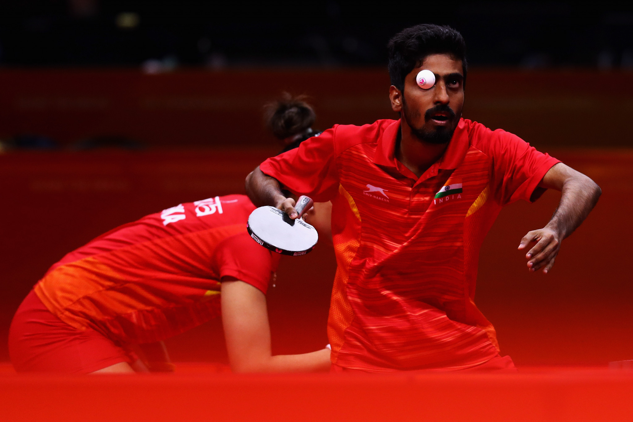 India win men's and women's team titles at Commonwealth Table Tennis Championships