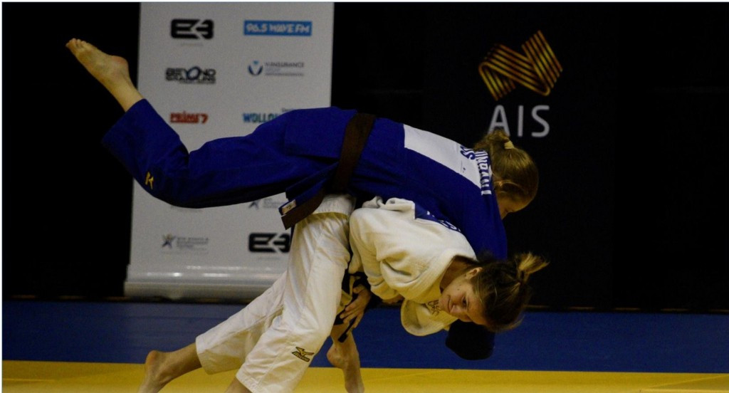 Seven gold medals were decided on the first day of competition