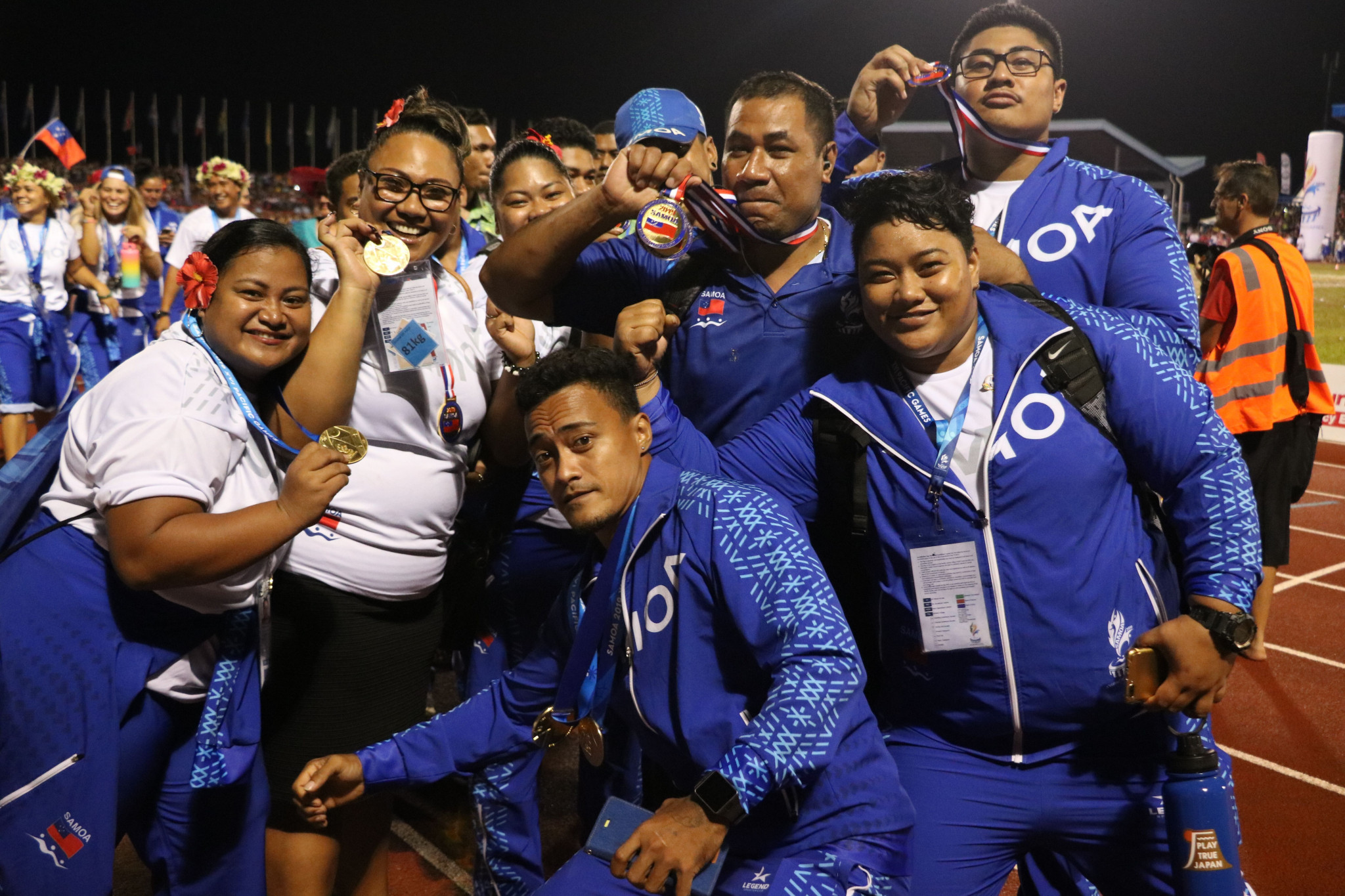 insidethegames is reporting LIVE from the 2019 Pacific Games in Samoa