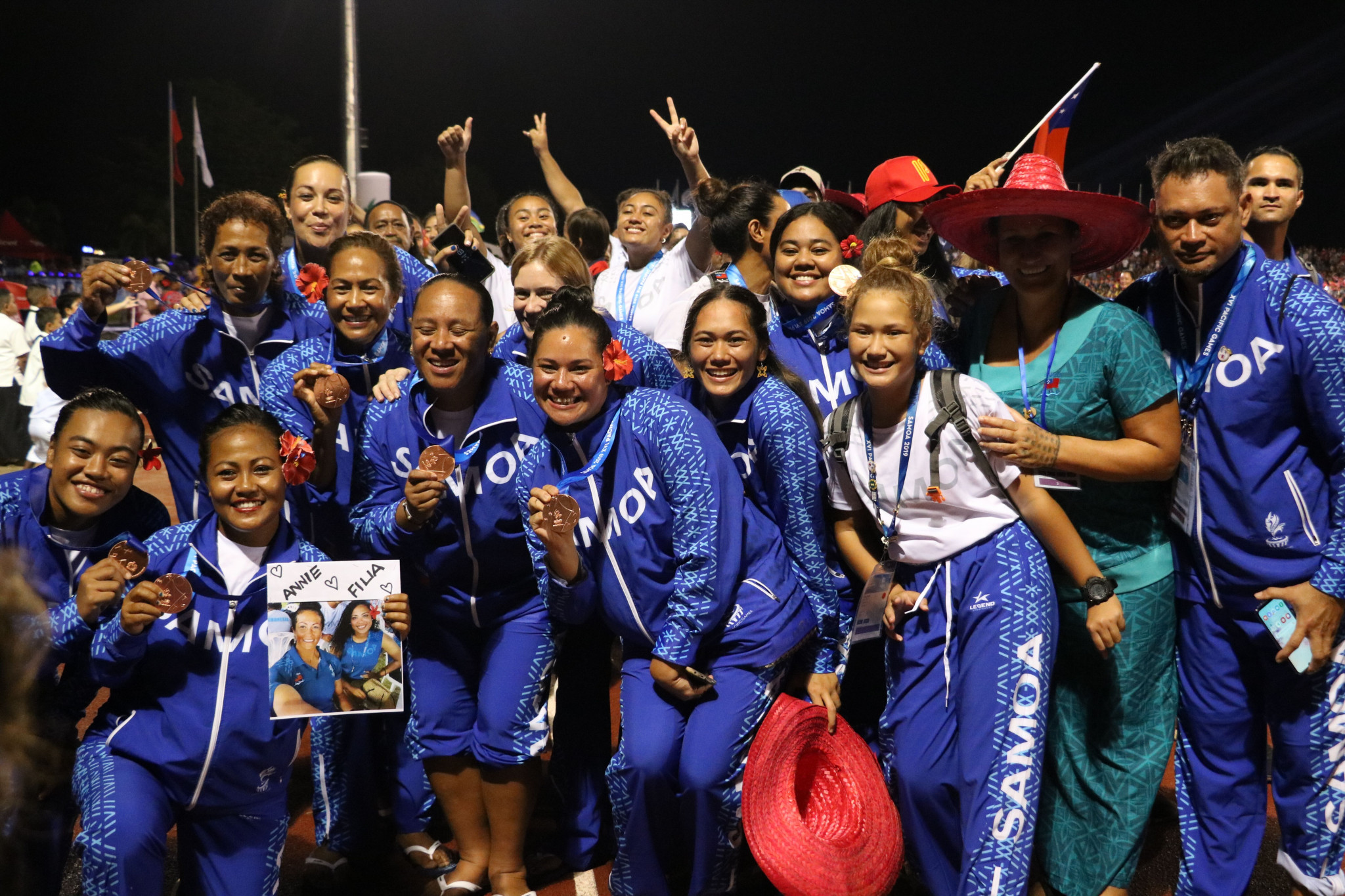 The 2019 Pacific Games has come to an end following the Closing Ceremony at Apia Park ©Games News Service