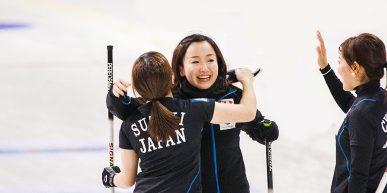 Japan end 10-year wait for women's title at Pacific-Asia Curling Championships