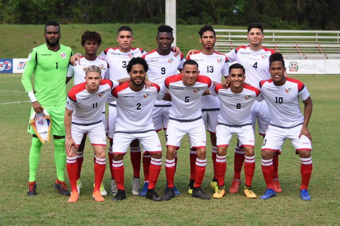 Dominican Republic have won both of their matches at the CONCACAF Men's Olympic Qualifying Championships ©Dominican Football Federation