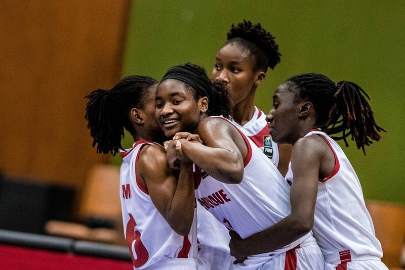 Mozambique had a memorable debut at the FIBA Women's Under-19 World Cup as they beat hosts and joint-top seeds Thailand in Bangkok ©FIBA