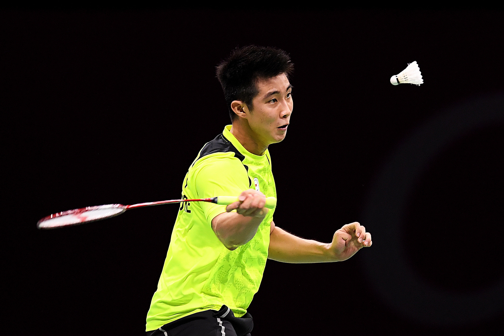 Singapore's Loh Kean Yew is in the men's final of the BWF Russian Open ©Getty Images