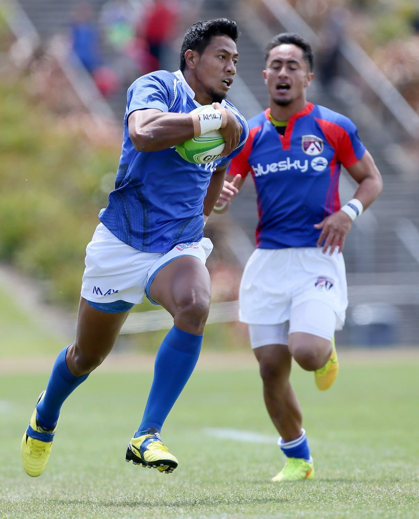 Australia and Samoa undefeated at Oceania Rugby Sevens Championship with one Rio 2016 spot on offer