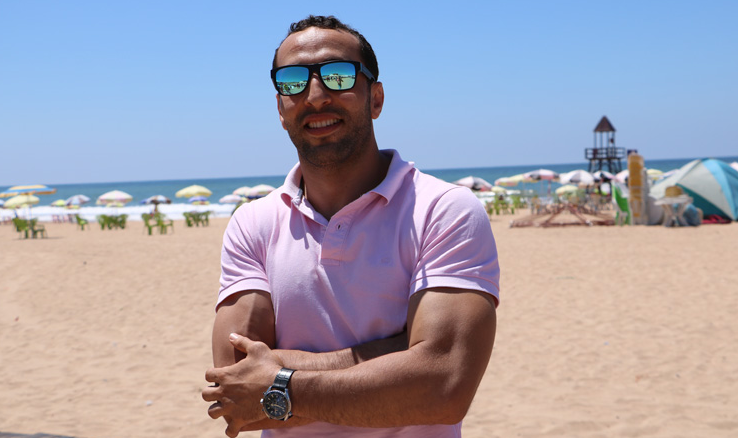 Morocco's Oulhaj hopes sambo can achieve Olympic dream