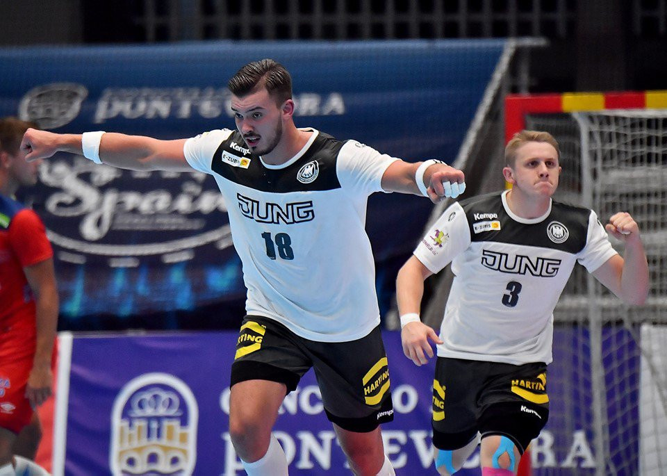 Germany are into the last 16 with a game to spare ©IHF/Twitter