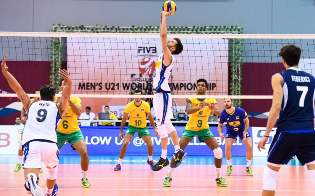 China's winning run continues at FIVB Men's Under-21 Championship