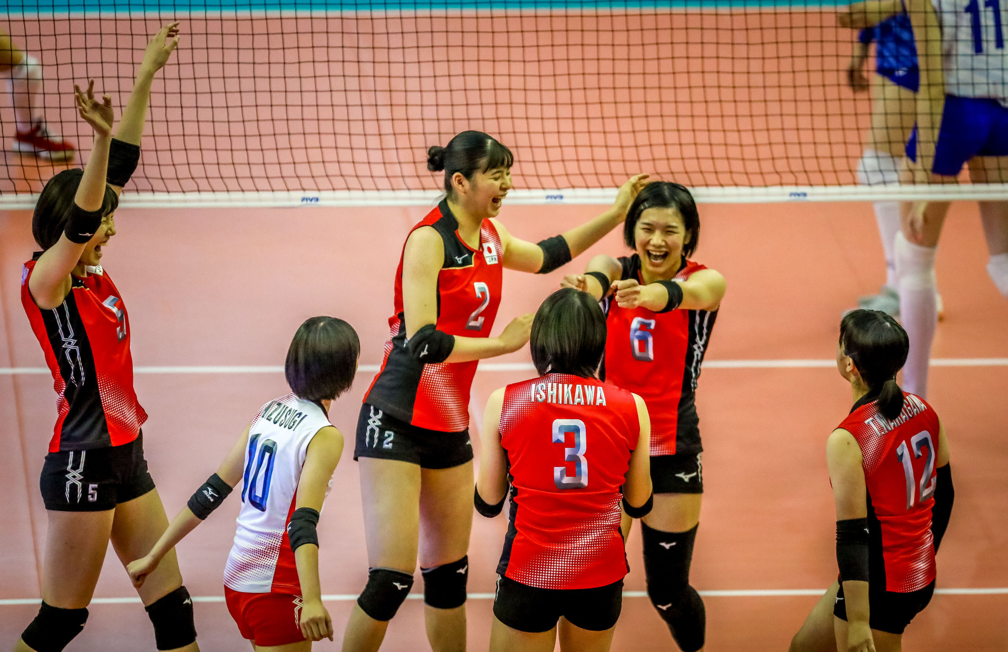 Japan and Italy come through five-set marathons to reach final of FIVB Women's Under-20 World Championship
