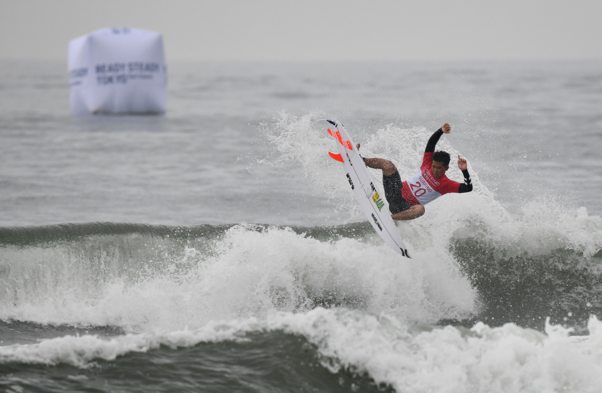 A separate surfing event will be held by ANOC ©Getty Images